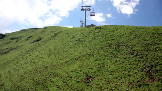 Chairlift to Mount Fronalpstock