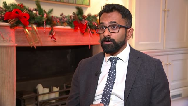 Chairman of King's College Hospital Trust resigns over funding London INT Siva Anandaciva interview SOT