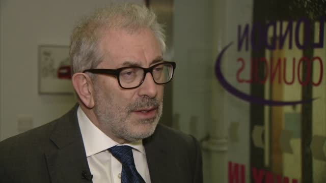 Chairman of King's College Hospital Trust resigns over funding London INT Lord Kerslake interview SOT