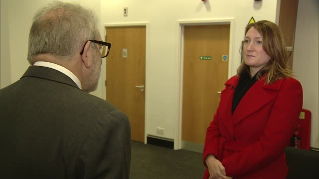 Chairman of King's College Hospital Trust resigns over funding London INT Lord Kerslake interview SOT CUTAWAY reporter