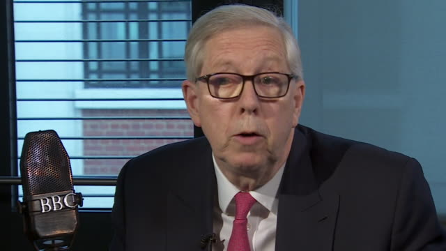 BBC Chairman Sir David Clementi saying there was no appetite for the cuts that would have been necessary if this concession had been extended after...