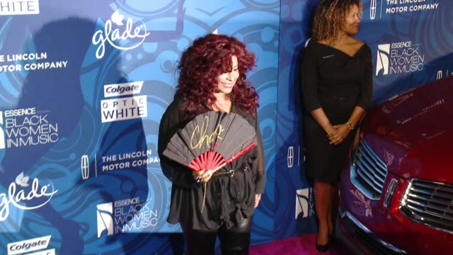 chaka khan at 6th annual essence black women in music event honoring singer/songwriter/storyteller jill scott in los angeles, ca 2/5/15 - storyteller stock videos & royalty-free footage