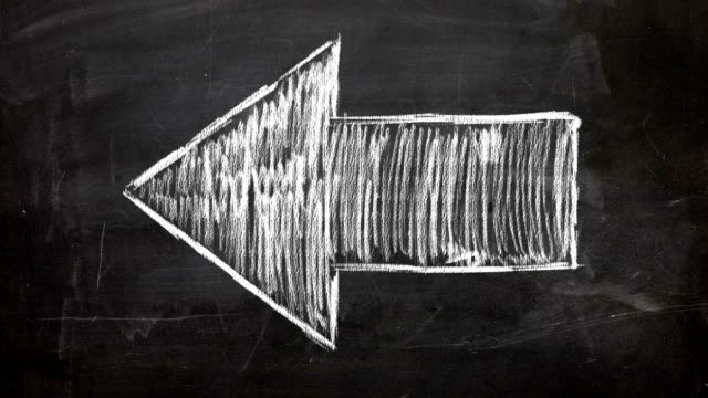 Chalkboard animation