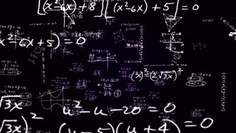 vidéos et rushes de chalkboard - chimie