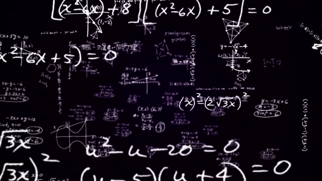 chalkboard - physics stock videos & royalty-free footage