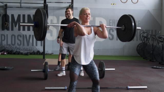 challenging myself - cross training stock videos & royalty-free footage