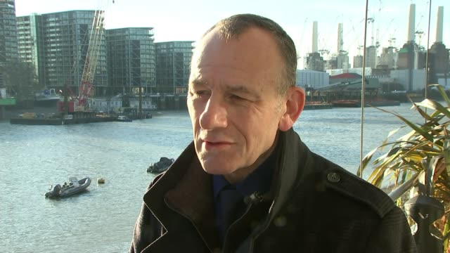 family feel 'cheated' says father ENGLAND London EXT Graham Brown interview SOT