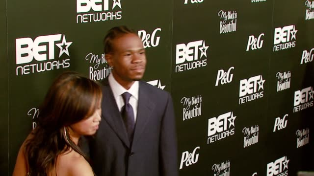 Chamillionaire at the PreBET Awards Dinner and Party at Boulevard 3 in Los Angeles California on June 25 2007