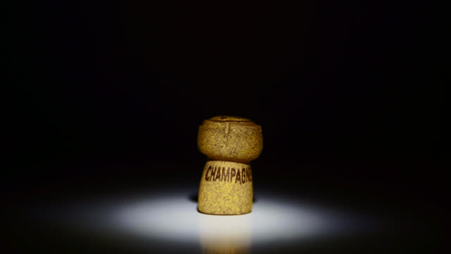 champagne cork - cork material stock videos & royalty-free footage