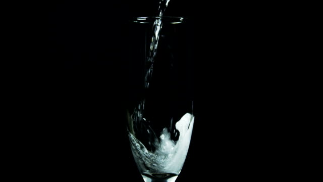 champagne pouring - champagne stock videos & royalty-free footage