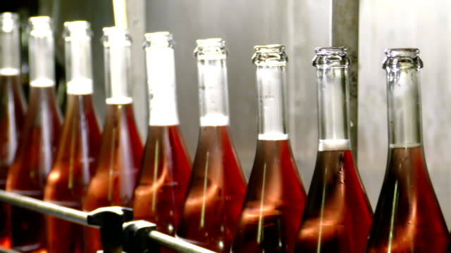 champagne production process