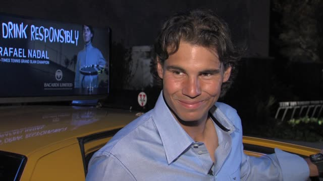 Champions Drink Responsibly Ambassador Launch with Rafael Nadal Bacardi Limited the largest privately held spirits company in the world announces...