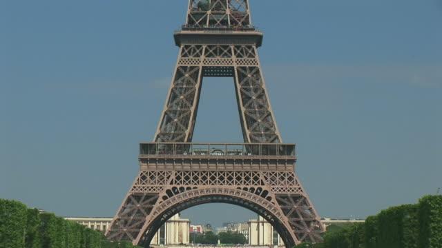 WS, TU, Champs de Mars and Eiffel Tower, Paris, France