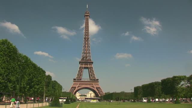 WS, Champs de Mars and Eiffel Tower, Paris, France