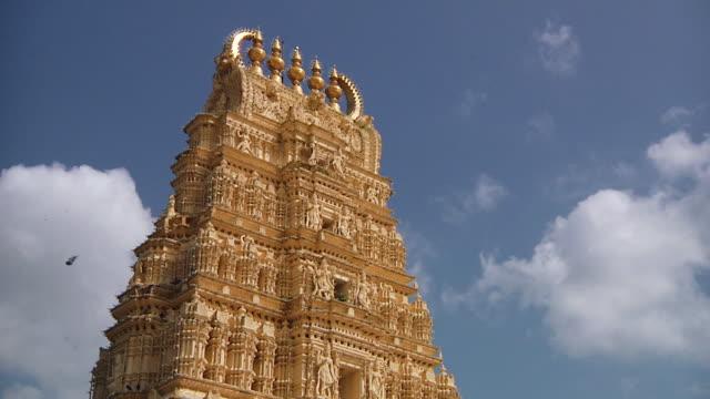 WS LA Chamundeshwari Temple / Mysore, Karnataka, India