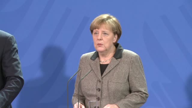 chancellor angela merkel said that german nationals were probably among the victims of a suicide bombing in istanbul tuesday which killed 10 people - chancellor stock videos and b-roll footage