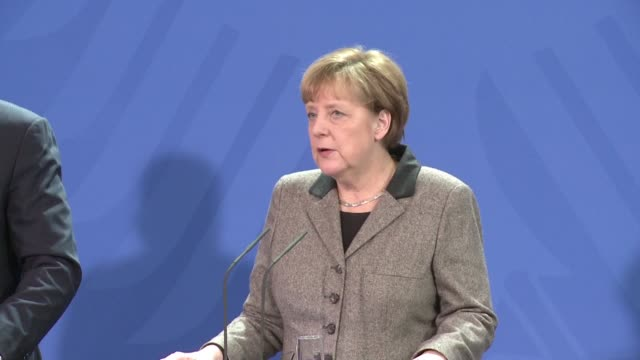 chancellor angela merkel says german nationals are probably among the victims of a suicide bombing in istanbul that killed 10 - chancellor stock videos and b-roll footage