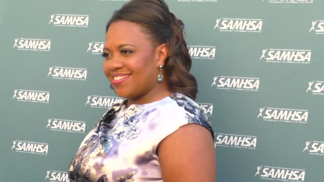 Chandra Wilson arriving to the Voice Awards at UCLA's Royce Hall in Westwood Celebrity Sightings on Aug 12 2015 in Los Angeles California