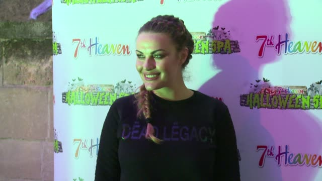 chanel cresswell at on october 25 2016 in london england - chanel cresswell stock videos & royalty-free footage