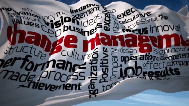 Änderung Management-Flagge