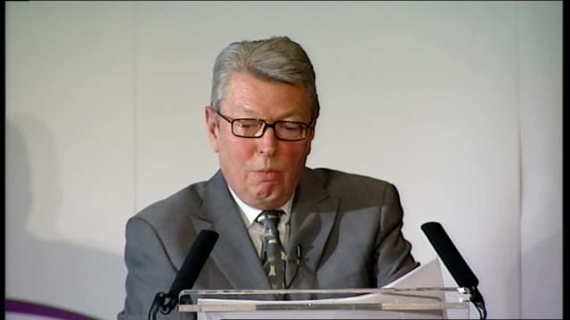 home secretary speech on crime and antisocial behaviour alan johnson mp speech sot the most serious cases should not take months even years to get to... - victim stock videos & royalty-free footage