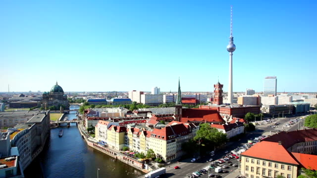 Changing seasons in Berlin