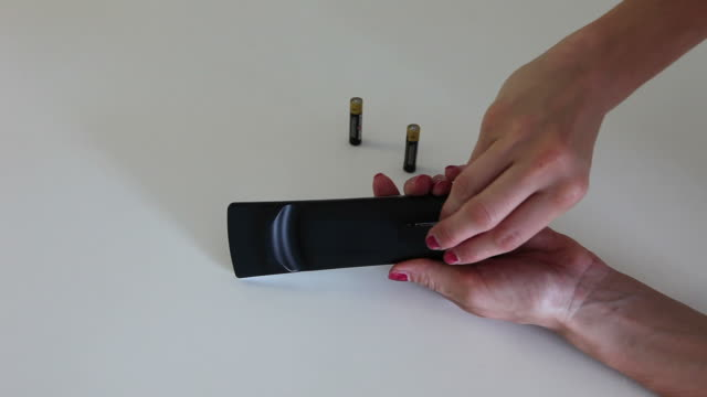 Changing the zapper batteries