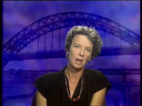 channel 4 news special on the death of diana princess of wales channel 4 news special on the death of diana princess of wales itn bea campbell intvw... - channel 4 news stock videos and b-roll footage
