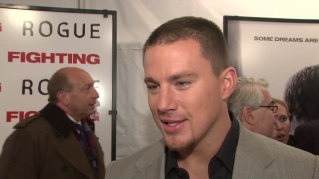 Channing Tatum on working with Dito Montiel on the fight scenes on playing a young boy from the South against the New York backdrop and on his...