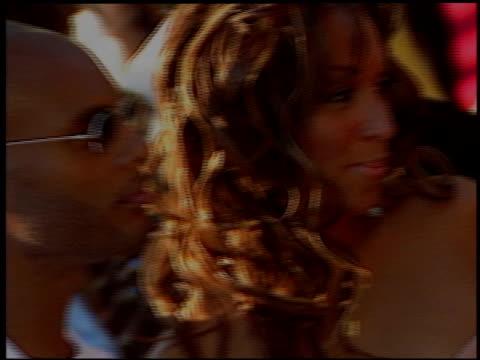 Chante Moore at the Soul Train Lady of Soul Awards at Pasadena Civic Auditorium in Pasadena California on September 7 2005