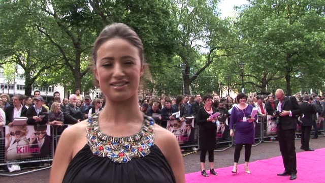 chantelle houghton on ashton kutcher - ashton kutcher stock videos & royalty-free footage