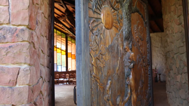chapel at cerro chochis - eve biblical figure stock videos & royalty-free footage