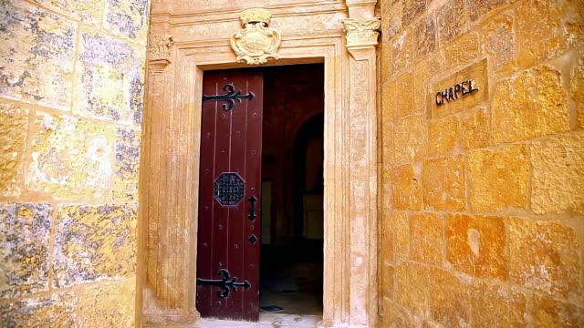 A chapel in Malta