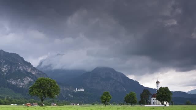 Chapel in Schwangau, Bavaria, Germany