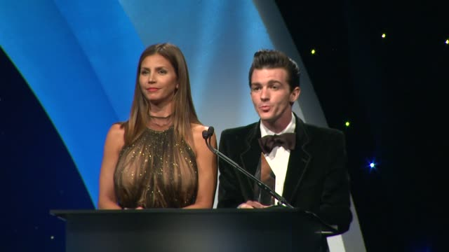 charisma carpenter, drake bell at 5th annual thirst gala hosted by jennifer garner honoring follett in los angeles, ca 6/24/14 - thirsty stock videos & royalty-free footage