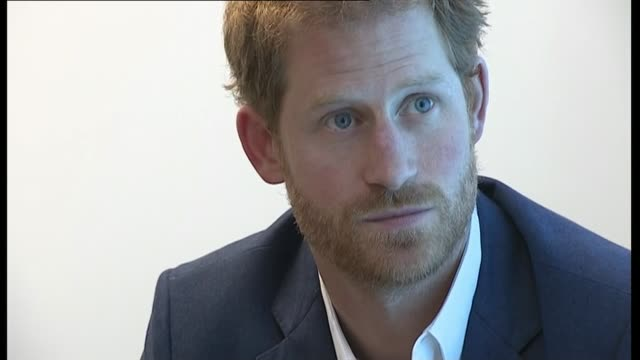 charity calls for more help for primary school children with mental health problems; lib / 20.7.2017 england: suffolk: ipswich: int prince harry... - mental health stock videos & royalty-free footage