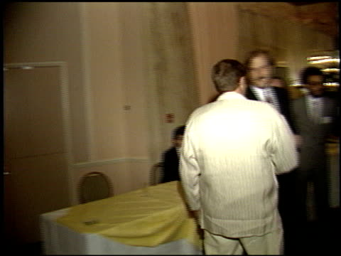 stockvideo's en b-roll-footage met charles haid at the amnesty international party at the beverly hilton in beverly hills california on september 16 1986 - beverly hilton hotel