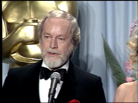 charles l campbell at the 1989 academy awards at the shrine auditorium in los angeles, california on march 29, 1989. - 61st annual academy awards stock videos & royalty-free footage