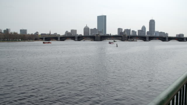 Charles River & Boston CityScape / Boston