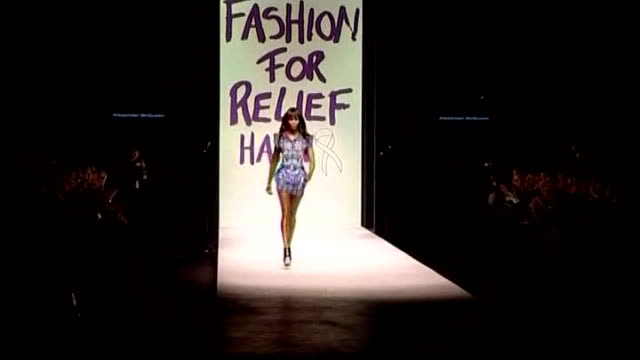 mia farrow and carole white testify lib / 1922010 england london somerset house naomi campbell walking down catwalk at charity fashion show 'fashion... - mia farrow stock videos & royalty-free footage