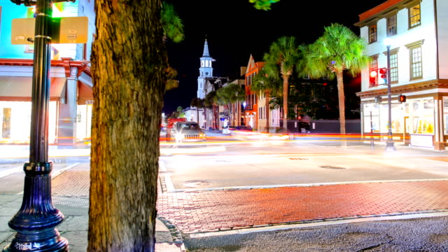 charleston, south carolina - charleston south carolina stock videos & royalty-free footage