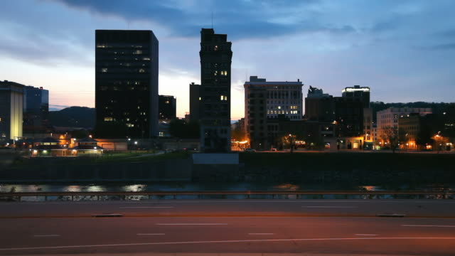 charleston, west virginia - west virginia us state stock videos & royalty-free footage