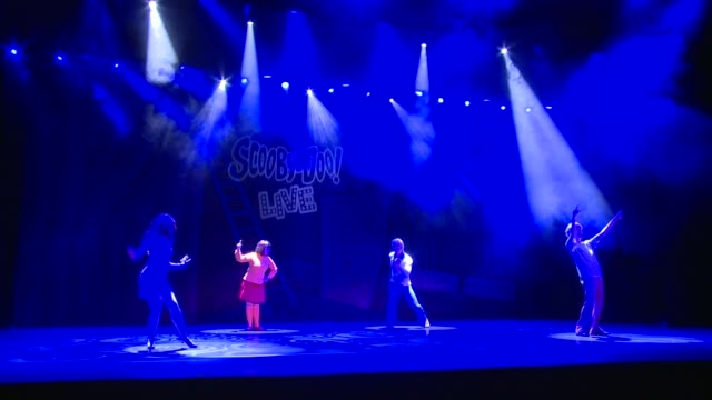 charlie bull chris warner drake rebecca withers charlie haskins joe goldie at london palladium on august 17 2016 in london england - performing arts event stock videos & royalty-free footage