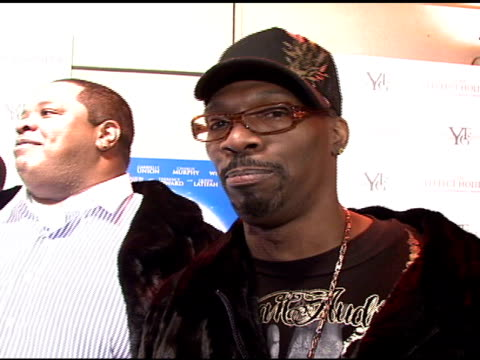 charlie murphy on his role j jizzy who he would vote for and why his plans for the holiday and his favorite thing to do in nyc at the stars come out... - marquee nightclub manhattan stock-videos und b-roll-filmmaterial
