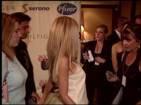 vidéos et rushes de charlie shanian at the race to erase at the century plaza hotel in century city, california on may 14, 2004. - race to erase ms