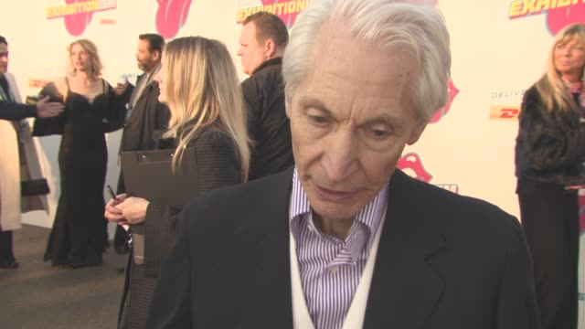 INTERVIEW Charlie Watts on selecting what goes into the exhibition if the process was emotional seeing some of the items at The Rolling Stones...
