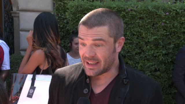 INTERVIEW Charlie Weber on why he came out to support on Viola Davis and how inspired he is by her on how important this cause is and the impact the...