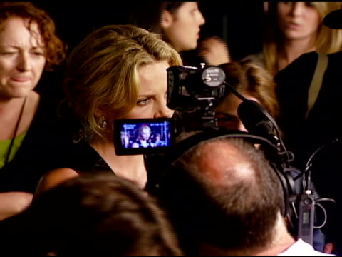 Charlize Theron at the 'In the Valley of Elah' Premiere at Arclight Cinemas in Hollywood California on September 13 2007