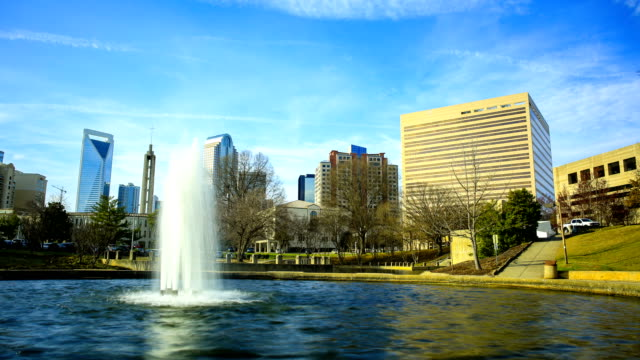 charlotte, nc - charlotte north carolina stock videos & royalty-free footage