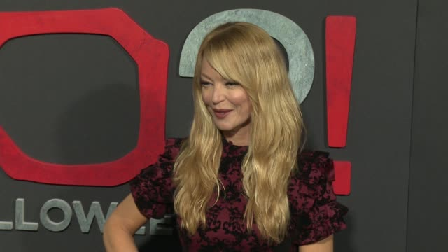 """Charlotte Ross at Lionsgate Presents the Los Angeles Premiere of Tyler Perry's """"Boo 2 A Madea Halloween"""" in Los Angeles CA"""